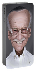 Celebrity Sunday - Stan Lee Portable Battery Charger