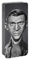 Celebrity Sunday - Steve Mcqueen Portable Battery Charger