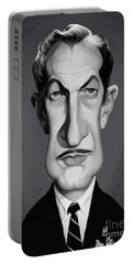 Celebrity Sunday - Vincent Price Portable Battery Charger