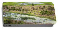 Celery Fields View Portable Battery Charger