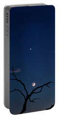 Celestial Alignment Portable Battery Charger