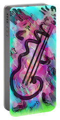 Cello Portable Battery Charger by Jason Nicholas