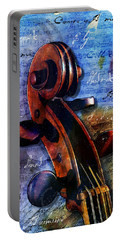 Cello Masters Portable Battery Charger by Gary Bodnar