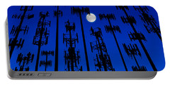 Cellphone Tower Forrest Portable Battery Charger