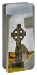 Celtic Cross Portable Battery Charger