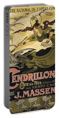 Cendrillon Poster 1899 Portable Battery Charger