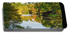 Central Park - City Nature Park Portable Battery Charger