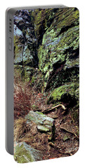 Central Park Rock Formation Portable Battery Charger