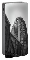 Portable Battery Charger featuring the photograph Central Terminal 15142 by Guy Whiteley