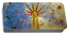 Portable Battery Charger featuring the photograph Centre Of The Universe by LemonArt Photography
