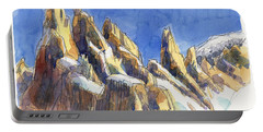 Cerro Torre, Patagonia Portable Battery Charger