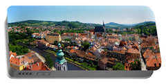 Cesky Krumlov Portable Battery Charger
