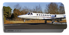 Cessna Citation Touchdown Portable Battery Charger by Jason Politte