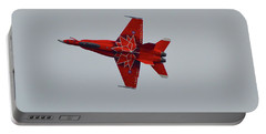 Cf-18 Demonstration For Canada 150  Portable Battery Charger