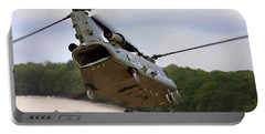 Ch47 Chinook On Manoeuvres Portable Battery Charger
