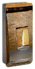 Chaco Canyon Doorways Portable Battery Charger