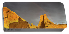 Chaco Canyon Rainbow Portable Battery Charger