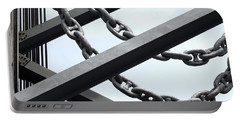 Chain Links Portable Battery Charger