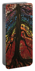 Chakra Tree Portable Battery Charger