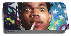 Chance The Rapper Portable Battery Charger