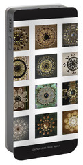 Collection Poster Chandeliers From Russia Portable Battery Charger