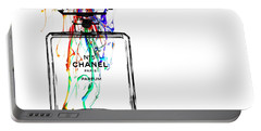 Chanel Portable Battery Charger by Daniel Janda