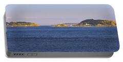 Portable Battery Charger featuring the photograph Channel Islands  by Tony Murtagh