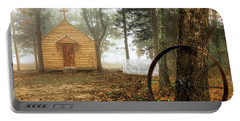 Chapel In The Woods 1 Portable Battery Charger