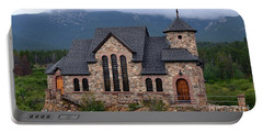 Chapel On The Rocks 2017 Portable Battery Charger