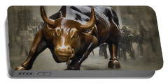 Charging Bull Portable Battery Charger