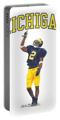Charles Woodson Portable Battery Charger