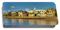 Charleston Battery Row Of Homes  Portable Battery Charger