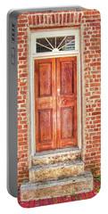 Charleston Doors 1 Portable Battery Charger