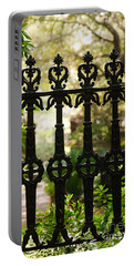 Charleston Fence Portable Battery Charger