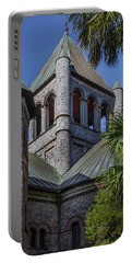 Charleston Historic Church Portable Battery Charger