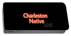 Charleston Native Text 2 Portable Battery Charger