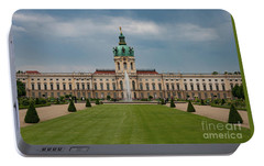 Charlottenburg Palace Portable Battery Charger by Nichola Denny