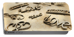 Charming Old Fashion Love Portable Battery Charger