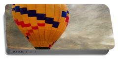 Chasing Hot Air Balloons Portable Battery Charger by Glenn McCarthy Art and Photography