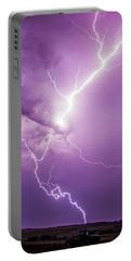 Chasing Nebraska Lightning 018 Portable Battery Charger
