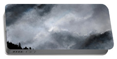 Chasing The Storm Portable Battery Charger