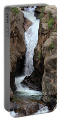 Chasm Falls 2 - Panorama Portable Battery Charger
