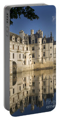 Chateau Chenonceau Morning Portable Battery Charger
