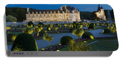 Chateau Chenonceau Twilight Portable Battery Charger