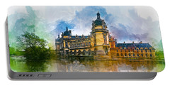 Chateau De Chantilly Portable Battery Charger