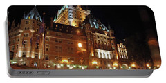 Chateau Frontenac Quebec 2008 Portable Battery Charger