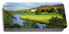 Chatsworth House View Portable Battery Charger