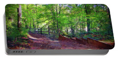 Chattahoochee Nature Trail Portable Battery Charger