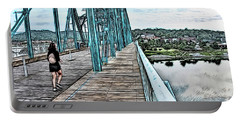 Chattanooga Footbridge Portable Battery Charger