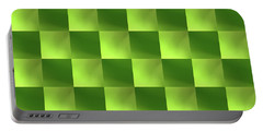 Checkerboard Portable Battery Charger